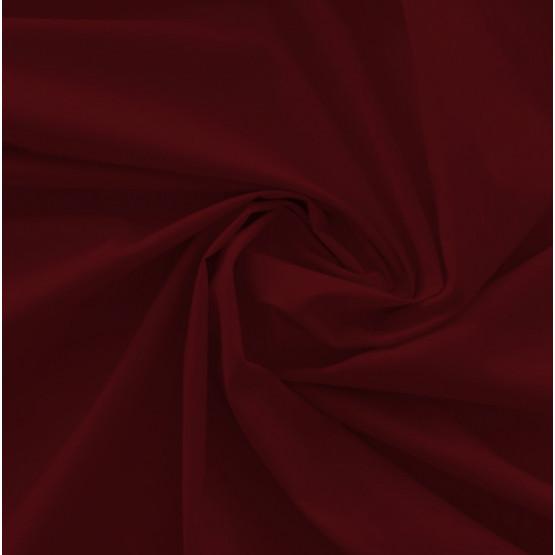 Tecido Tricoline Lisa Lisbon Vinho Fio 40 147cm 100% Algodão 105 gr2  Conserv Conserv. 1-O/2-2/3-3/4-5/5-3/6-1