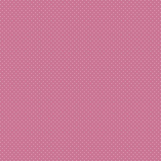 Tecido Tricoline Estampa Micro Poa Rosa Chiclete Largura 150cm 100%Algodão Conserv 1-I/2-2/3-2/4-1/5-2/6-1