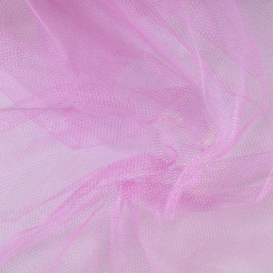 Tecido Filó para Armação Rosa Esc Larg. 280cm 100%Poliester 23gr/m2