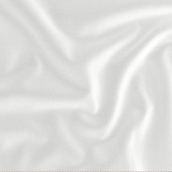 """Brim Sarja """"anti chama"""" Cedrotech FR Branco aplicação de retardante Larg.160cm 100% Algodão 290gr/m2"""