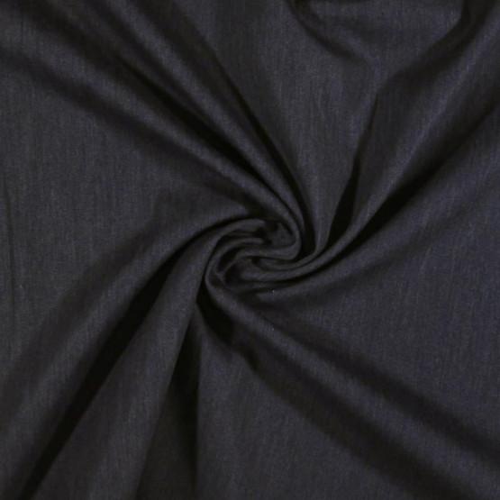 Tecido Jeans Unioffice Camisaria Profissional Azul Escuro Lg160cm 67%Algodão 33%Poliester 132gr/m2
