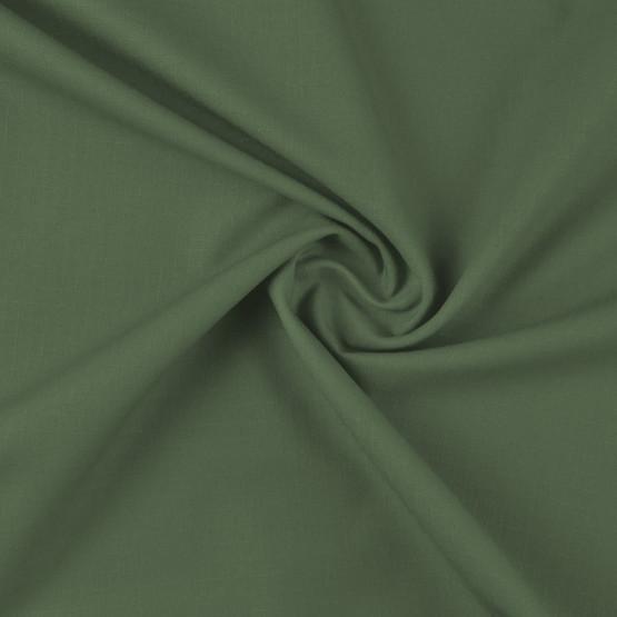 Tecido Brim Rip Stop Confort Profissional Verde Militar Larg.160cm Comp. 67%Algodão/33%Poliester - 260gr/m2. Conserv1-D/2-2/3-2/5-2/6-1/6-3