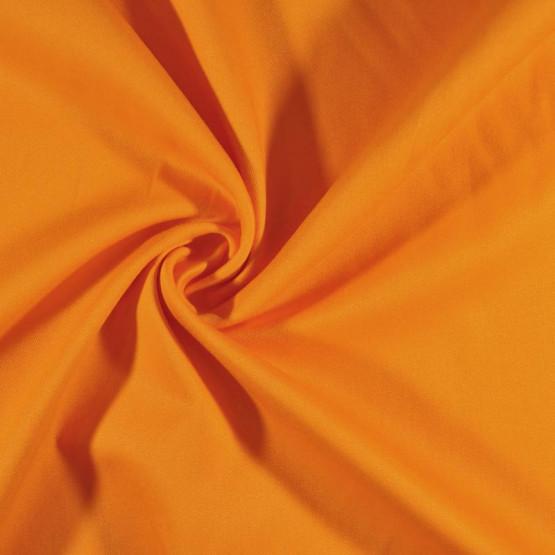 Tecido Brim Sarja Leve Laranja Largura 1,60mt 100%algodão 200gr/m2