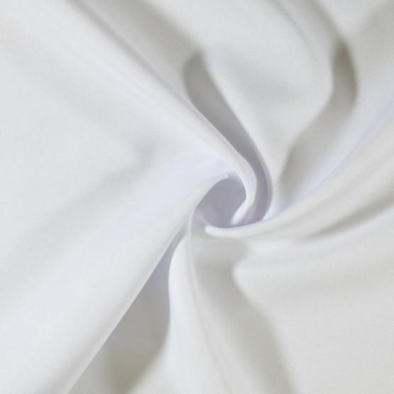Tecido Oxford  Branco importado Larg.147cm 100% poliester 156gr/m2- Preço por metro