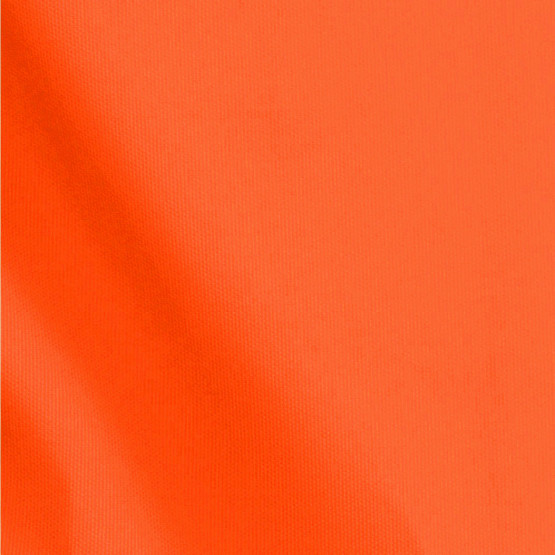 Tecido Oxford Laranja importado Larg.147cm 100% poliester - 150gr/m2