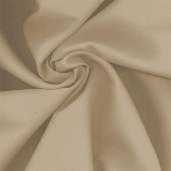 Gabardine TwoWay com elastano Bege Larg 1,50mt 96%Poliester4%Elastano 205gr/m2.Conserv1-N/2-2/3-3/5-3/6-1