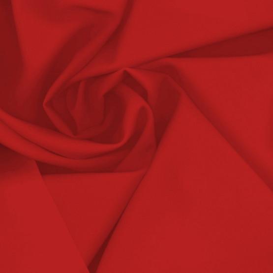 Gabardine TwoWay com elastano Vermelho Larg 1,50mt 96%Poliester4%Elastano 205gr/m2.Conserv1-N/2-2/3-3/5-3/6-1