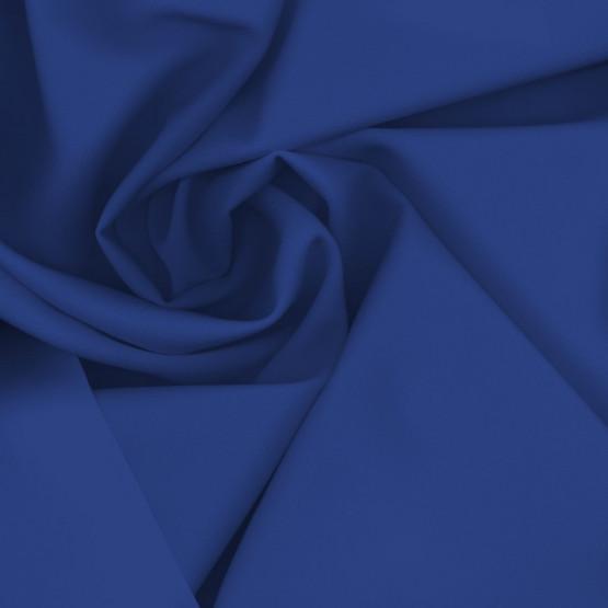 Gabardine TwoWay com elastano Azul Bic Larg 1,50mt 96%Poliester4%Elastano 205gr/m2.Conserv1-N/2-2/3-3/5-3/6-1