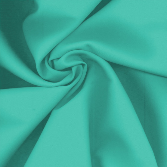 Gabardine TwoWay Verde Tiffany Larg 1,50mt 96%Poliester4%Elastano