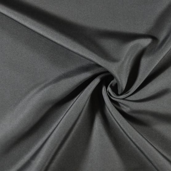Tecido Microsurf Microfibra 160gr/ml Cinza Chumbo Larg 160cm 100%Poliester - Preço por metro