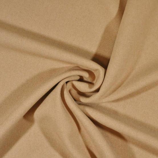 Tecido Lãnzinha Twill Bege Larg 147cm 100%Poliester 200gr/m2. Conserv 1-I/2-2/3-2/5-3/6-2/6-3