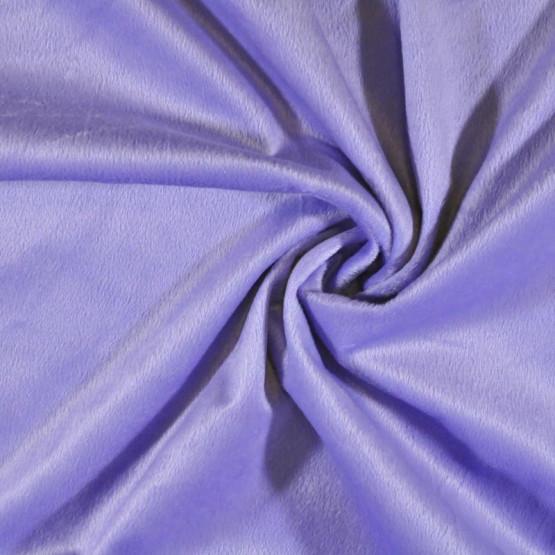 Tecido Pelúcia Velboa Lilás Largura 140cm 100%Poliester 185gr/m2. Preço por metro.promo de $19,80 por