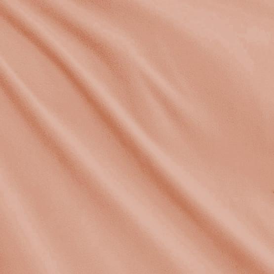 Tecido Malha Plush Satin Aveludado Rosa Largura 150cm 100%Poliester - preço por metro