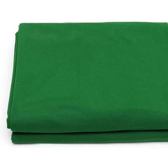 Tecido para Mesa de Bilhar 277  Verde Larg 160cm 100%La