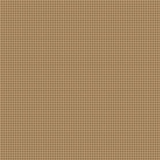 Tecido Tricoline Estampa Pied de Poule Cafe com Leite Largura 150cm 100%Algodão Conserv 1-I/2-2/3-2/4-1/5-2/6-1