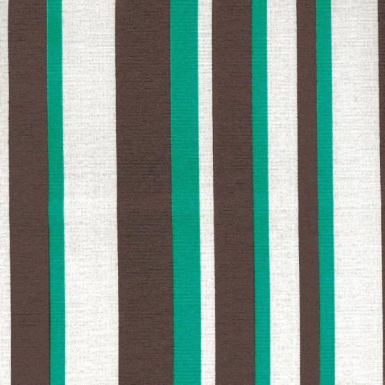 Tecido Acquablock impermeável estampado Bali C2 Marrom Verde e Mescla Larg 1,40mt 72%Algodao/28%Poliester.Conserv1-P/2-2/3-3/5-2/6-8