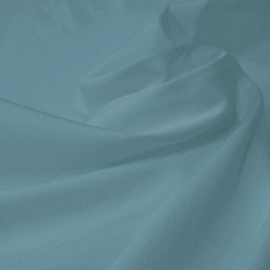 TECIDO BENGALINE LISO AZUL  Lg 145cm 75%Viscose 20%Poliamida 5%Elastano - no urdume