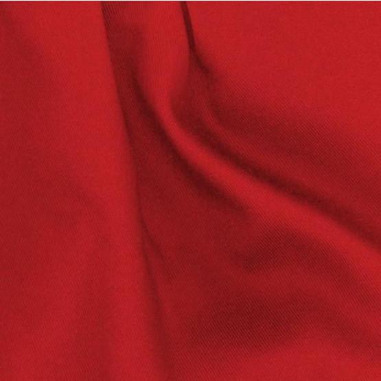 """Brim Sarja """"anti chama"""" Vermelho aplicação de retardante Larg.160cm 100% Algodão de $45,90 por"""