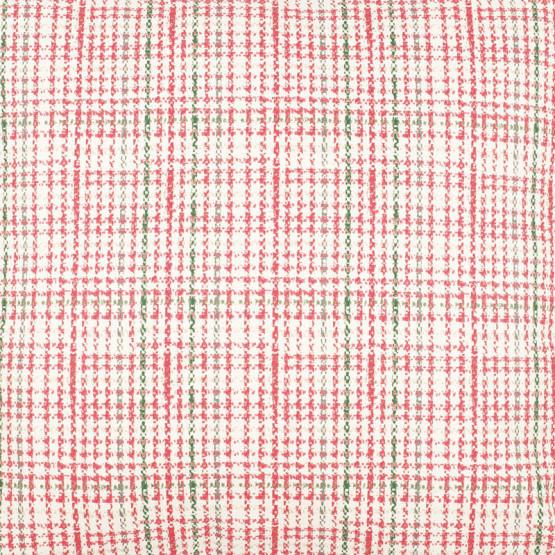 Lonita Bio Decor Lhama Vermelho Karsten Estampada Larg.140cm 100% algodao