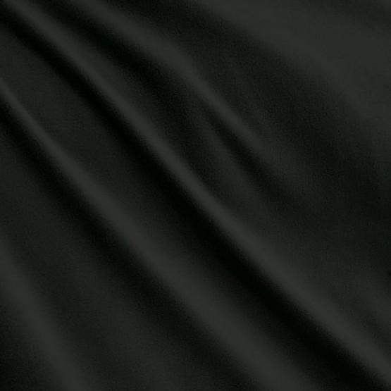 Tecido Malha Plush Microfibra Aveludado Preto Largura 160cm 100%Poliester 215gr/m2- preço por metro